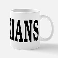 I Roman Lion Xians Small 11oz Mug