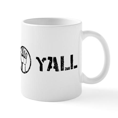 Obama Yall Mug