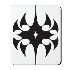 BlackMedieval Star Mousepad