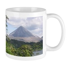 Costa Rica Arenal Small Mug