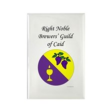 Caid Brewers' Guild Rectangle Magnet