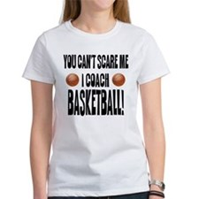 I Coach Basketball Tee