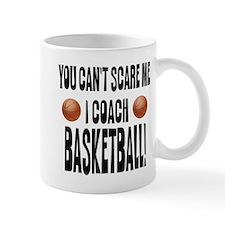 I Coach Basketball Small Mug