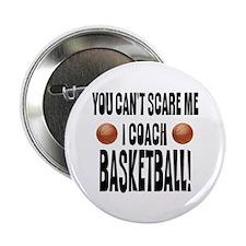 """I Coach Basketball 2.25"""" Button"""