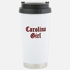 Carolina Girl Stainless Steel Travel Mug