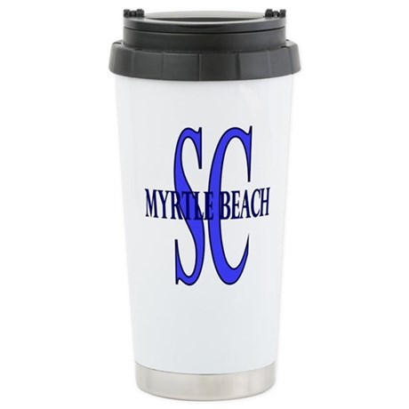 Myrtle Beach South Carolina Stainless Steel Travel