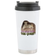 It's good to be The Queen Travel Mug