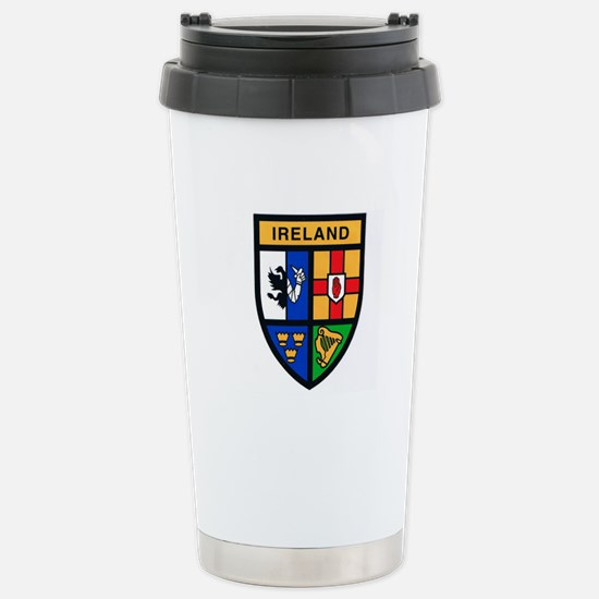 Ireland Stainless Steel Travel Mug