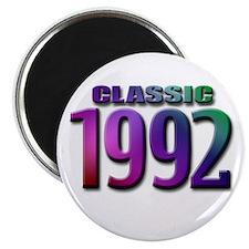 classic 1992 Magnet