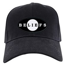 Beliefs Lie Baseball Cap Hat