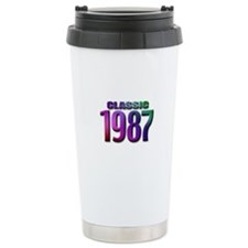 classic 1987 Travel Mug