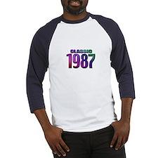 classic 1987 Baseball Jersey