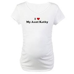 I Love My Aunt Kathy Shirt