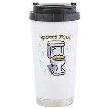 Potty Foul Travel Mug