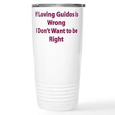 Guido Love Travel Mug