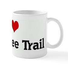 I Love Shawnee Trail Mug
