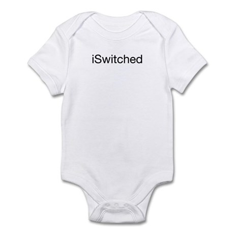 iSwitched Infant Bodysuit
