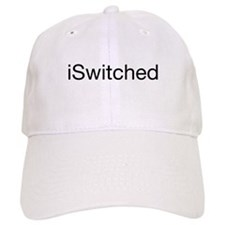 iSwitched Baseball Cap