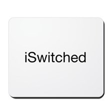 iSwitched Mousepad
