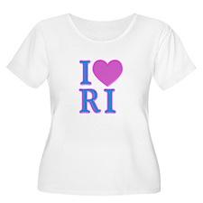 I Love RI T-Shirt