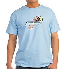 Chase Steiner CDH Awareness Ribbon T-Shirt