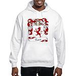Faure Family Crest Hooded Sweatshirt