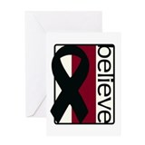 Mens cancer Greeting Cards