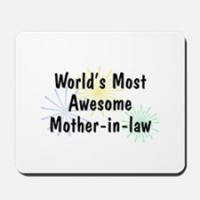 MA Mother-in-law Mousepad