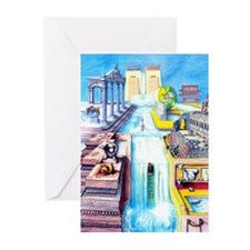 Islands - Greeting Cards (Pk of 10)