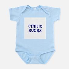 Emilio Sucks Infant Creeper