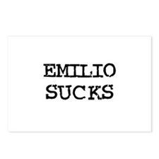 Emilio Sucks Postcards (Package of 8)