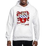 Favier Family Crest Hooded Sweatshirt