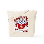Favier Family Crest Tote Bag