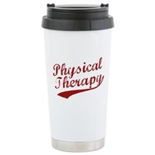 Physical Therapy Travel Mug