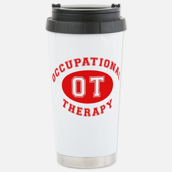 Occupational Therapy Stainless Steel Travel Mug