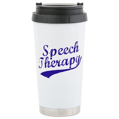 Physical Therapy Stainless Steel Travel Mug