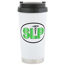 SLP Green Travel Mug
