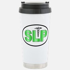 SLP Green Travel Mug