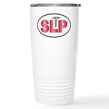 SLP Red Travel Mug