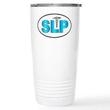 SLP Blue Travel Mug