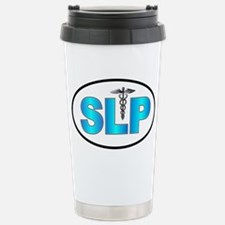 SLP Blue Travel Mug