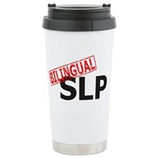 Bilingual Speech Therapist Travel Mug