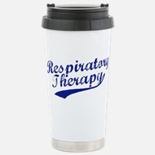 Respiratory Therapy Stainless Steel Travel Mug