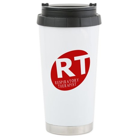 Respiratory Therapist Stainless Steel Travel Mug
