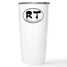 Respiratory Therapy Travel Coffee Mug