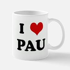 I Love PAU Mug