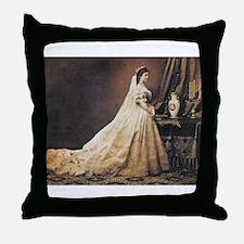 Unique Elisabeth Throw Pillow