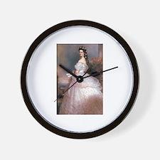 Funny Elisabeth Wall Clock