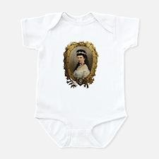 Cute Elisabeth Infant Bodysuit