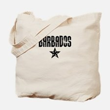 Barbados Star Tote Bag